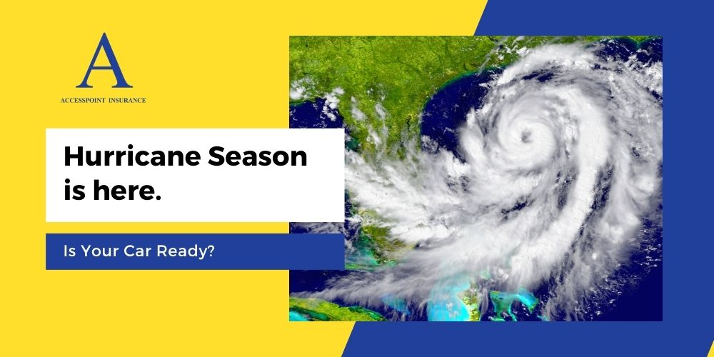 Hurricane season is almost here, is your car ready?